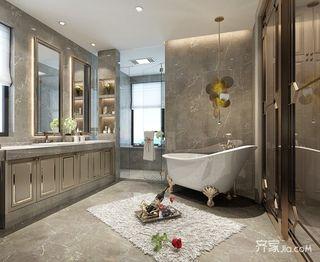 新古典风格三居卫生间装修效果图