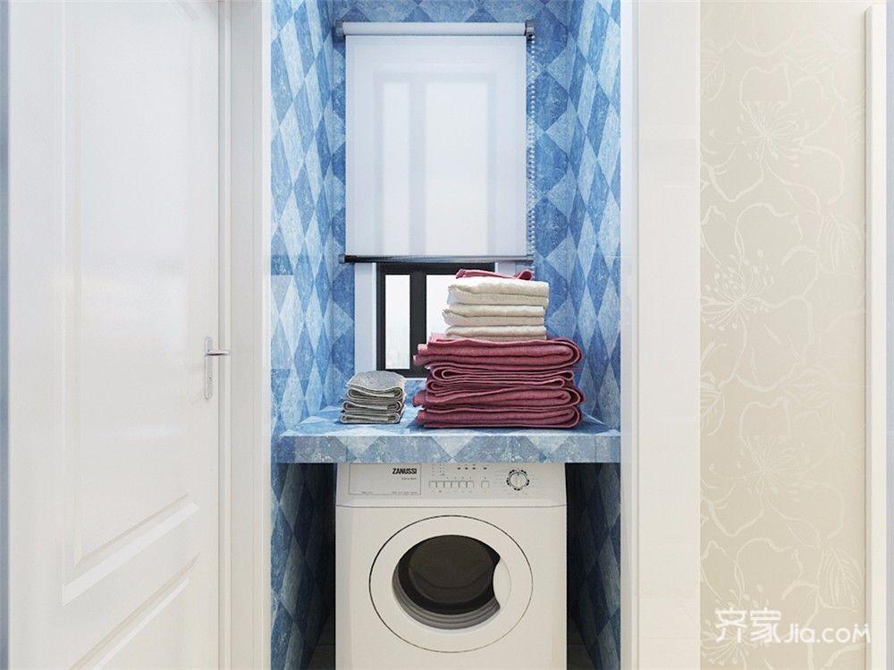 现代风格两居室卫生间装修效果图