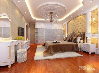 大户型欧式风格卧室每日首存送20
