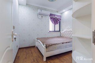 145平欧式风格四居卧室装修搭配图