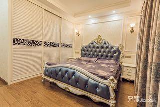 145平欧式风格四居卧室装修效果图