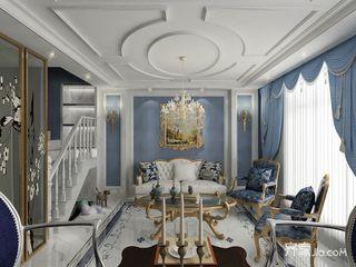 法式古典风格别墅装修效果图