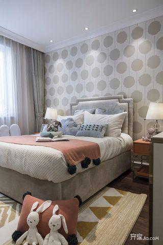 法式轻奢四居室儿童房装修效果图