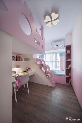 现代简约风三居儿童房装修效果图
