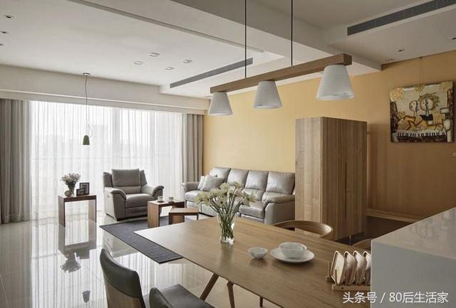 空间设计―客厅―正方形客厅