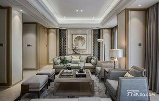 360平米新中式别墅装修效果图