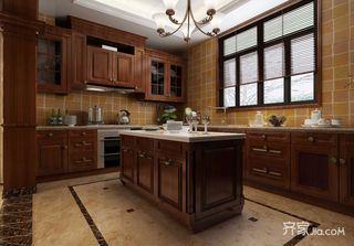 豪华欧式风格四居室厨房装修效果图