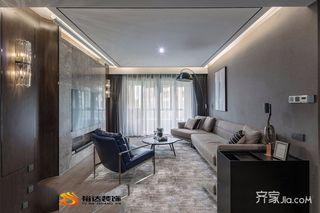 现代简约四居室装修设计效果图