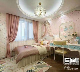 160㎡法式风格三居儿童房装修效果图