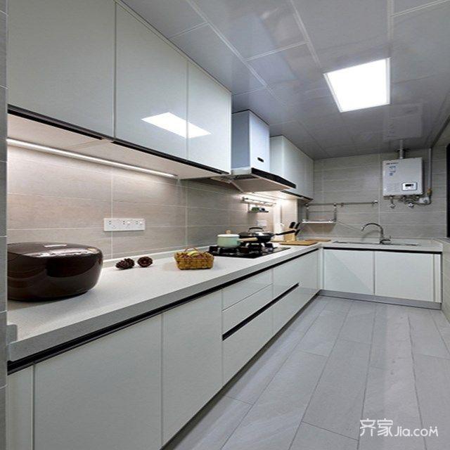 100平宜家风格二居厨房装修效果图