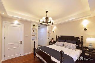 大户型美式卧室装修设计效果图