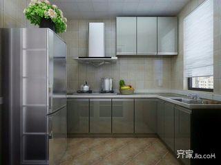 135平米混搭风格厨房装修效果图