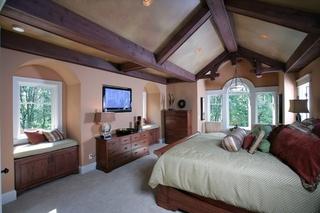 多彩墙面漆 让你的家看起来更特别