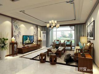 中式风格别墅装修设计效果图
