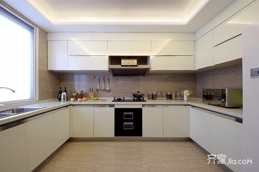 120平米欧式风格厨房装修效果图