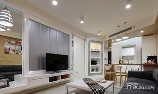105平宜家风格二居装修设计图