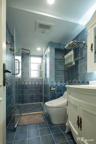 150平米美式风格卫生间装修效果图