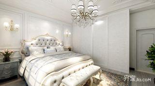 150平米欧式风格卧室装修效果图