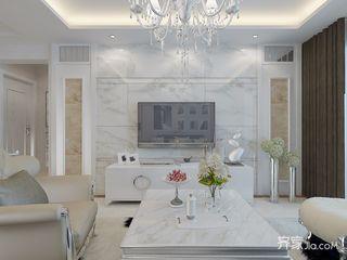 现代风格三居装修设计效果图