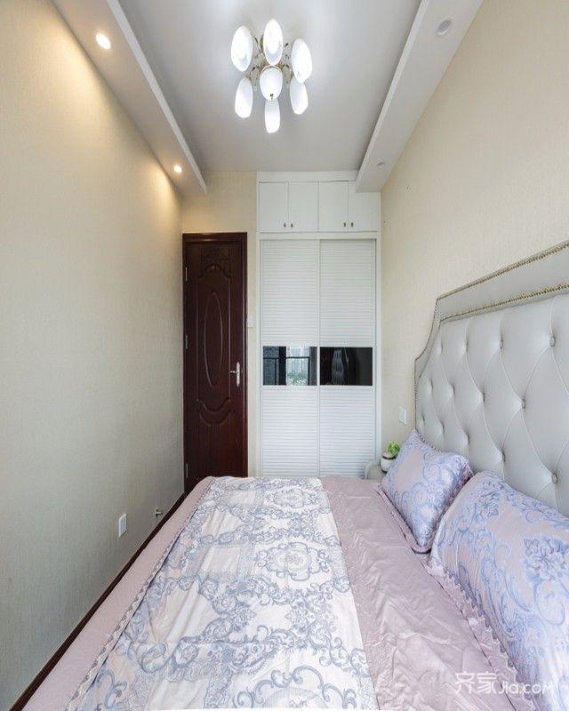 82平米现代风格装修卧室吊顶