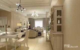两居室简欧风格装修效果图