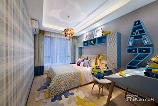 150平米混搭风格儿童房装修效果图