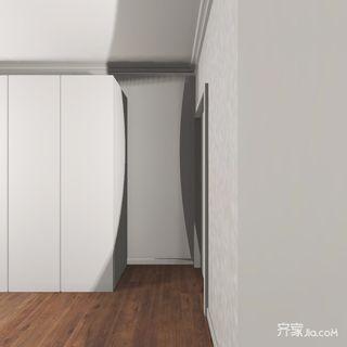 简约二居室装修过道设计