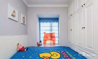 三居室美式空间儿童房