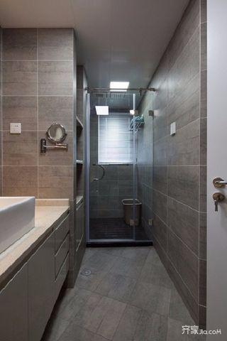 简约二居室装修卫生间淋浴室