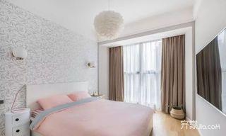 125平宜家风格三居室装修吊灯图