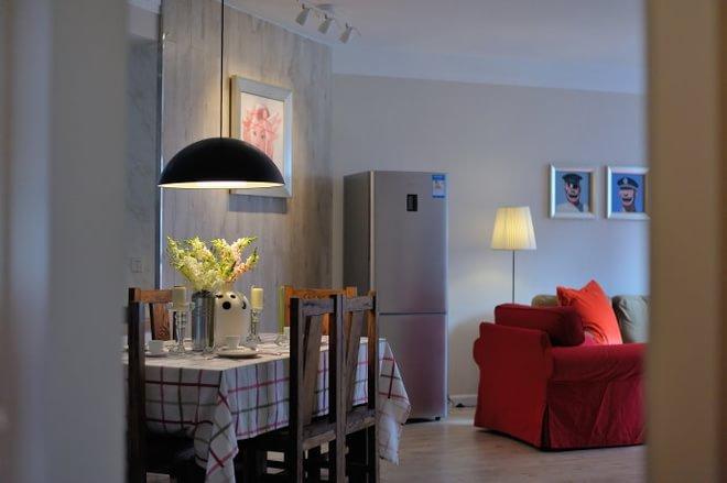 斋锦-回归设计原本的淳朴减法设计饮徒型叁居室