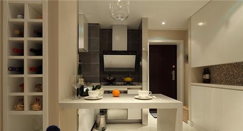 开放式厨房装修风格哪种好 开放式厨房设计好不好