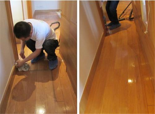 地板蠟的施工方法請歐式柜的效果圖全面理解地板蠟的施工方法