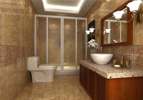 衛生間防水如何五步網上家具簡單處理衛生間防水工程