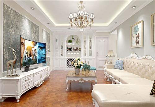 壁纸价格多少,高扇形挂钟价格比的墙面装饰材料