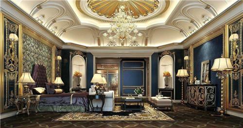 巴洛克风格的客厅家具修理特征巴洛克风格如何装修