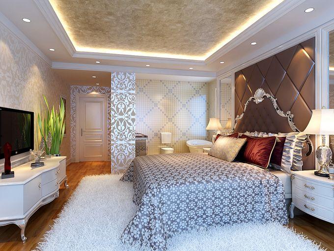 整理了卧室装修设计的6大原则