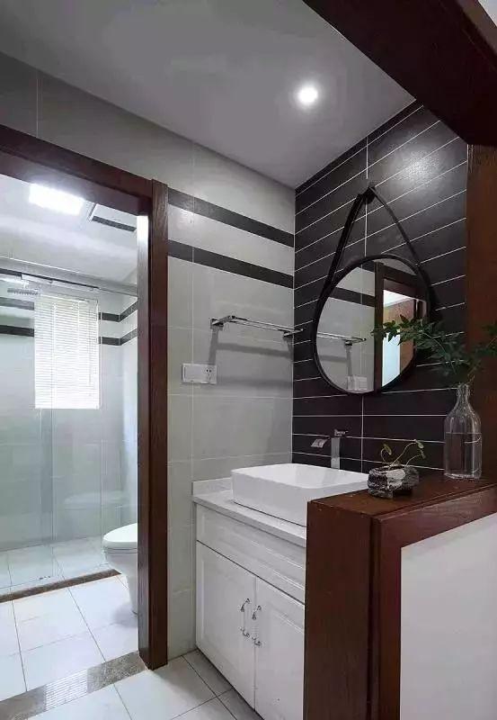 新房裝修衛生間干濕分離怎么做?衛浴干濕分區的幾種裝修技巧