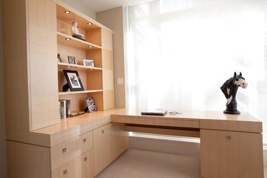 书柜电脑桌好吗 书柜电脑桌选购手段