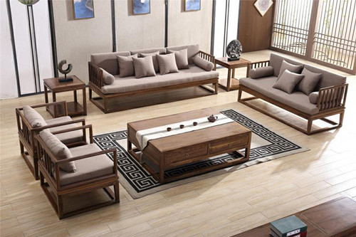 墨客家具:新中式家具的特点  新中式家具品牌推荐