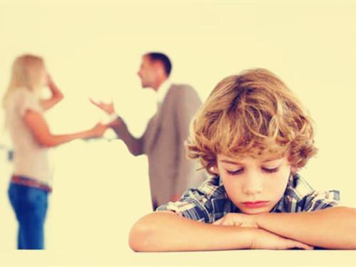 父母离婚对孩子的影响 单亲家庭对孩子的危害