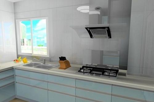 在风水上,厨房颜色选择要注意哪些