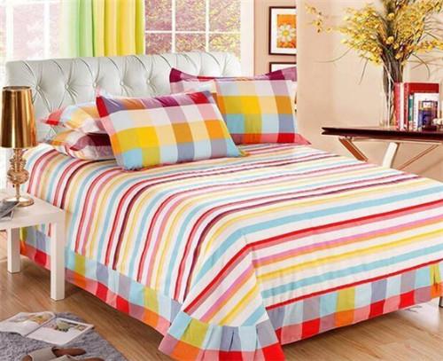 床单被套多久洗一次合适  床单被套清洗方法因材质而异0