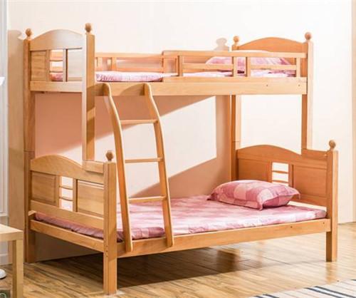 实木双层床哪种材质好 实木双层床有什么优势