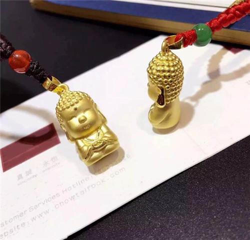 黄金吊坠配什么绳子好看 带黄金有什么好处