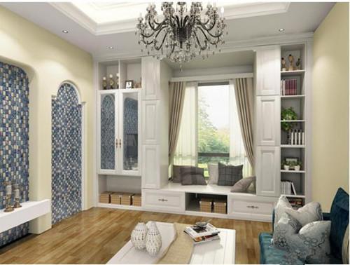 小户自定义厨房橱柜型的羽毛设计效果图,让人感受到美丽温暖的羽毛空间