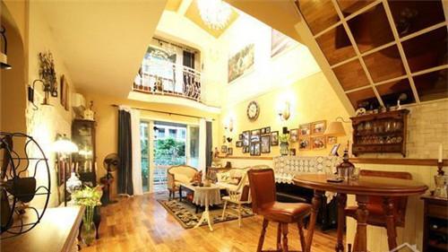 美式风格客厅装修效果图美式风格有哪些特点