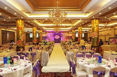 怎么选到满意的婚宴酒店