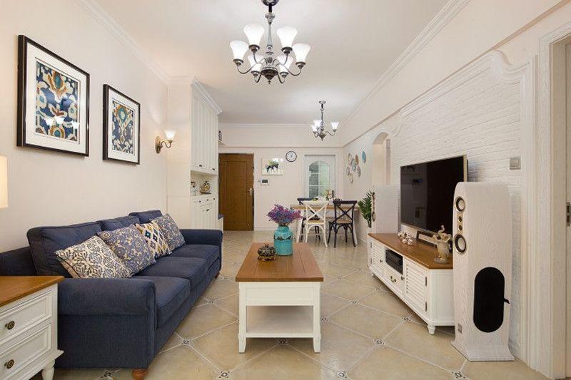 美式裝修風格樣板房欣賞  美式風格不同區域的設