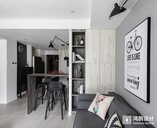 小户型两居之家储物柜设计